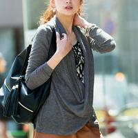 [RyuRyu] Layered-Style Top  /SALE