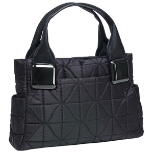 [Ranan] Nylon Quilted Square Bag / New Arrival Spring 2020, Ladies