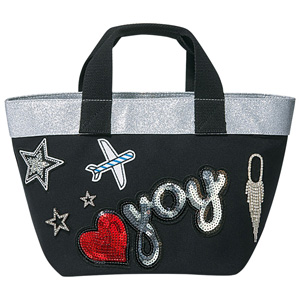 [Ranan] Glitter Bijou Tote Bag / New Arrival Spring 2020, Ladies