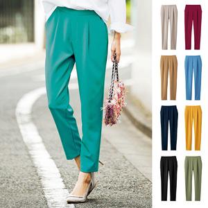 [Ranan] Tucked Pants / 2020 Spring Lineup, Ladies