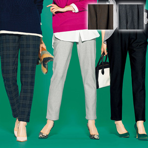 [Ranan] Beautiful Silhouette Tapered Pants / 2020 Spring Lineup, Ladies