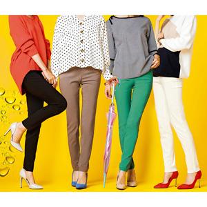 [Ranan] Skinny pants with Water Repellency / New Arrival Spring 2020, Ladies