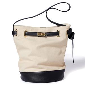 [Ranan] Canvas Shoulder Bag / New Arrival Spring 2020, Ladies