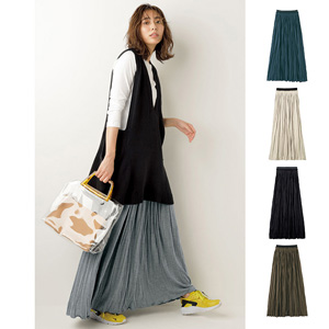 [Ranan] Maxi-Skirt / 2020 Spring Lineup, Ladies