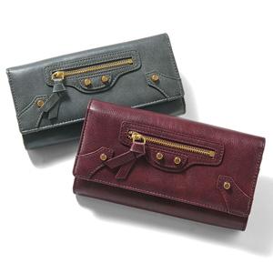 [Ranan] Zipper Design Long Wallet / New Arrival Spring 2020, Ladies