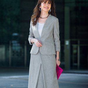 [Ranan] Washable! Manish Long Skirt Set Suit / New Arrival Spring 2020, Ladies