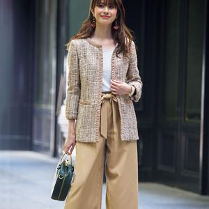 [Ranan] Coat-up Elegant Pants Suit / New Arrival Spring 2020, Ladies