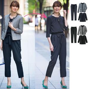 [Ranan] Trendy 3-piece Suit Set / New Arrival Spring 2020, Ladies