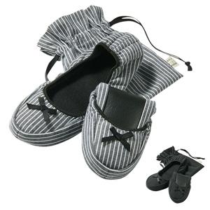 [Ranan] Drawstring Bag! Folding Slippers / New Arrival Spring 2020, Ladies