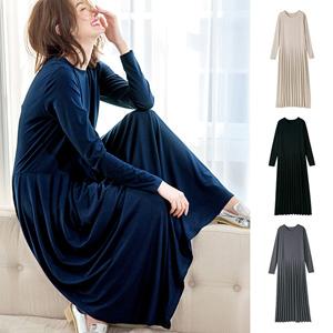 [Ranan] Cut-n-sewn Long Dress / 2020 Spring Lineup, Ladies