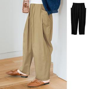 [Ranan] Side Pocket Volume Pants / New Arrival Spring 2020, Ladies