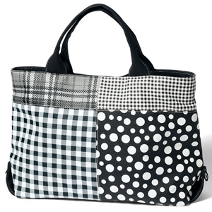[Ranan] Monotone Switch Tote Bag / New Arrival Spring 2020, Ladies
