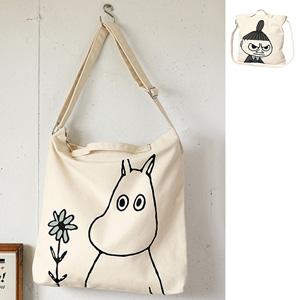 [Ranan] [Moomin] Monotone Print Shoulder Bag / New Arrival Spring 2020, Ladies