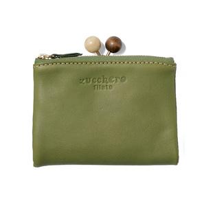 [Ranan] [zucchero] Genuine Leather Purse / New Arrival Spring 2020, Ladies