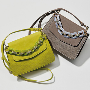 [Ranan] 2WAY Chain Shoulder Bag / New Arrival Spring 2020, Ladies