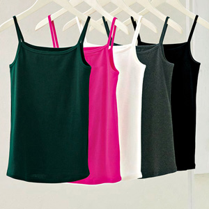 [Ranan] 100% Cotton Smooth Camisole / New Arrival Spring 2020, Ladies