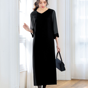 [Ranan] Washable! Simple Long Dress / 2020 Spring Lineup, Ladies