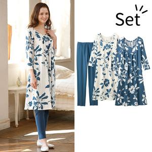 [Belluna] [3 Unit Set] Fashionable Muumuu Wear / 2020 Spring Lineup, Inner
