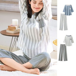 [Belluna] 100% Cotton Double Gauze Pajama  / 2020 Spring Lineup, Inner