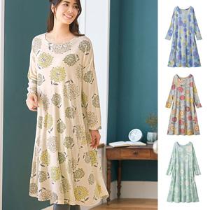 [Belluna] Nordic Style Long-sleeved Dress / New Arrival Spring 2020, Inner