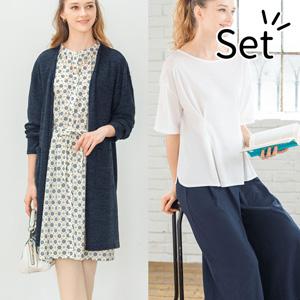 [Belluna] Outstanding Wearing! Set of 5 / New Arrival Spring 2020, Inner