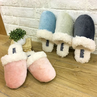 [RyuRyu] Fluffy Girly Room Shoes,  Frost / Fall & Winter 2018 New Item, Interior