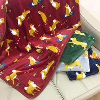 [RyuRyu] Warm Blanket,  Shibata-San / Fall & Winter 2018 New Item, Interior