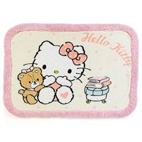 [RyuRyu] Hello Kitty Fleece Blanket  (Tiny) / Fall & Winter 2018 New Item, Interior
