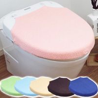 [RyuRyu] Stretchy Toilet Lid Cover / Fall & Winter 2018 New Item, Interior