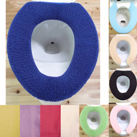 [RyuRyu] Stretchy Perfect-Fitting Toilet Seat Cover / Fall & Winter 2018 New Item, Interior