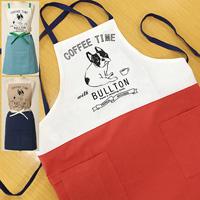 [RyuRyu] Cute Café-Style Design Bullton Apron / Fall & Winter 2018 New Item, Interior
