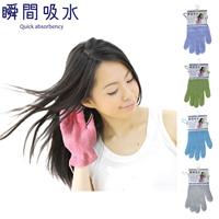 [RyuRyu] Instant Absorbing Towel (Hair-Drying Gloves) / Fall & Winter 2018 New Item, Interior
