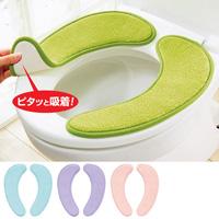 [Belluna] Anti-Bacterial, Deodorant Padded Toilet Seat Sheet  / 2018 Fall & Winter Lineup, Interior