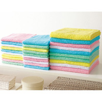 [Belluna] Value-Price! 100% Cotton Value Pack Towel Set / 2018 Fall & Winter Lineup, Interior