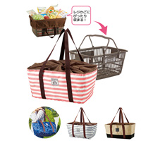 [Belluna] Cold Insulation Shopping Basket Tote Bag / 2018 Fall & Winter Lineup, Interior