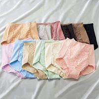 [Belluna] Comfy Shaping Bargain Panties (12-Color Pack) / Fall & Winter 2018 New Item, Interior