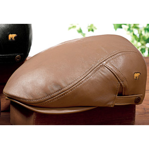 [GB] Leather Hat Single Item