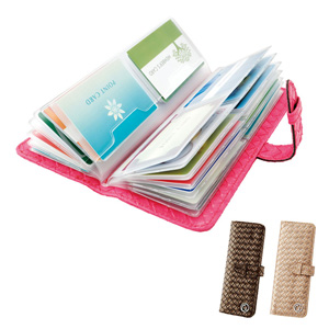 Card Storage With 25 Pockets