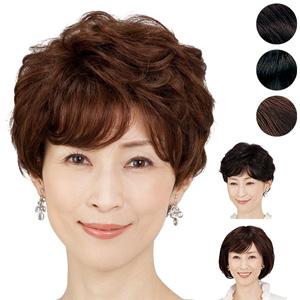 100% Human Hair Full Wig