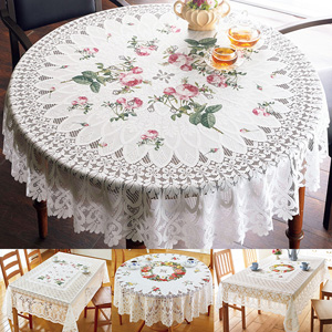 [Belluna] Redouté Tablecloth
