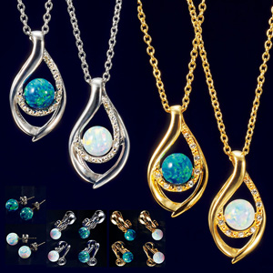 [Belluna] Kyoto Opal Elegance Jewelry