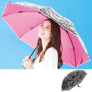 [RyuRyu] Rain-Or-Shine Collapsible Heat-Shield Parasol