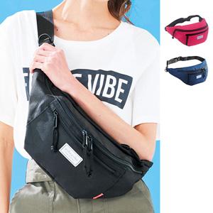 [RyuRyu] polkapolka Waist Body Bag