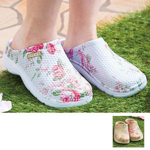 [RyuRyu] Rose Garden Sandals