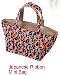 Japanese Ribbon Mini Bag