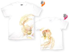 円舞金魚 画像